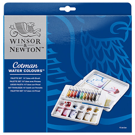 Cotman Watercolor Palette Set