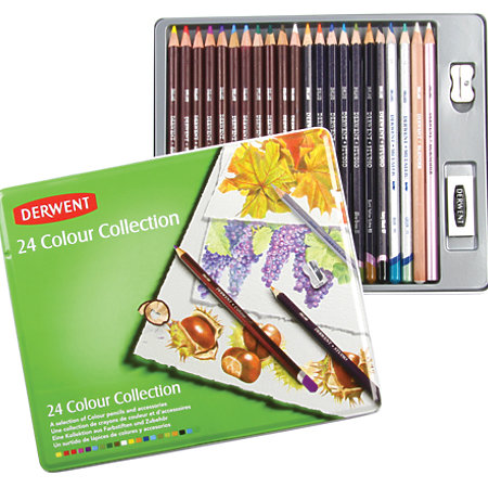 Color Collection Drawing Set