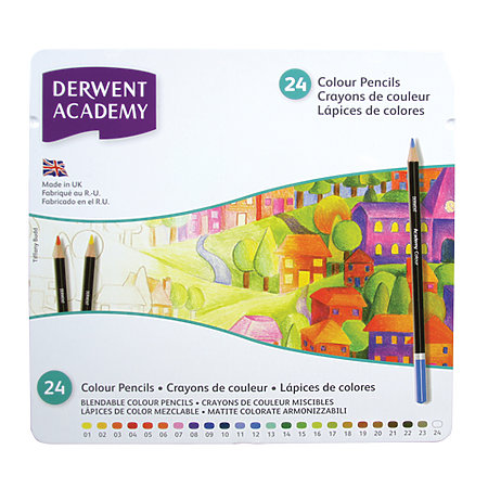 Academy Colored Pencil Sets