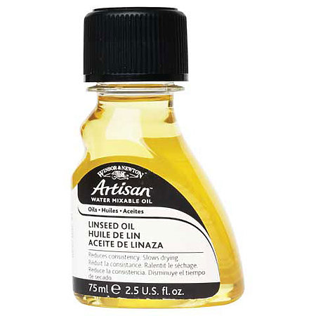 Artisan Water Mixable Linseed Oil