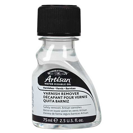 Artisan Water Mixable Varnish Remover