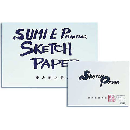 Sumi-E Painting & Sketch Pads