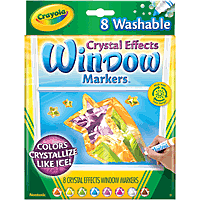Crystal Effects Window Markers Macphersons